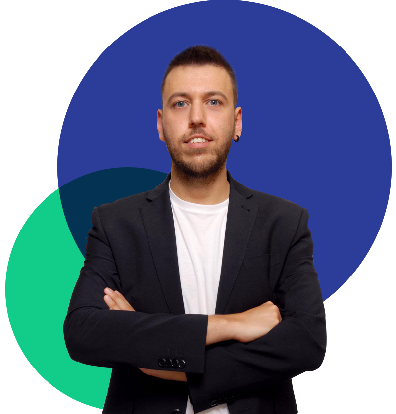 Stefano Delledonne Social media manager